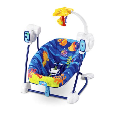 fisher price ocean swing jouets articles pour b 233 b 233 s baby gear guide pour les