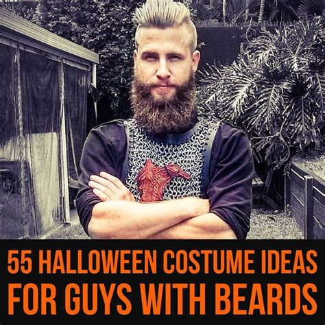 halloween costume ideas  guys  beards