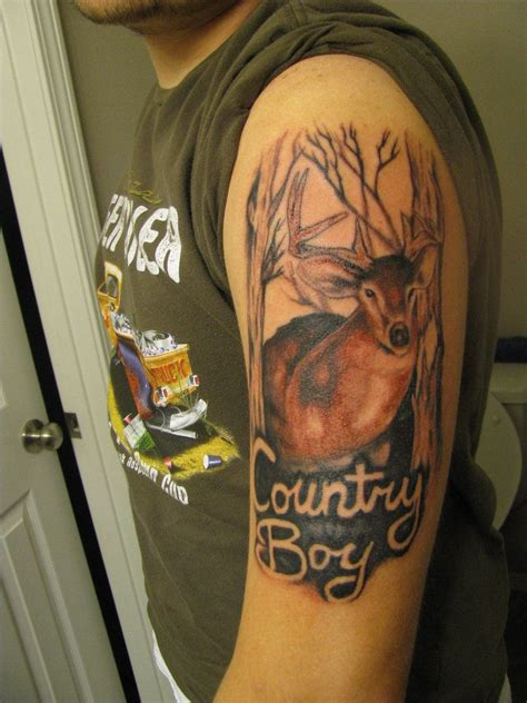 country western tattoos designs half sleeve country boy design jpg 774 215 1032 tat