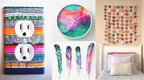manualidades decorar habitacion lujo manualidades para adornar y decorar tu cuarto 2017