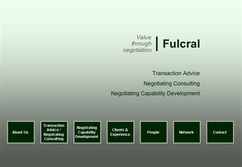 fulcral limited home page