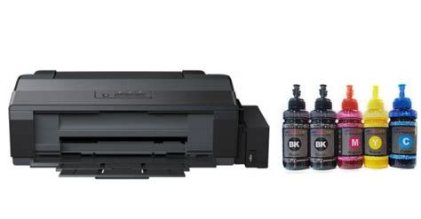 Epson L 1300 Printer A3 a3 sublimation printer epson l 1300 printer with 5 color x