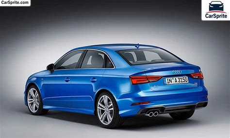Audi A3 Car Price by Audi A3 Sedan 2017 Prices And Specifications In Oman Car