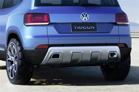 Volkswagen Taigun compact SUV concept photo gallery   Car
