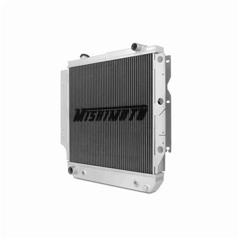 jeep aluminum radiator jeep wrangler yj and tj aluminum performance radiator