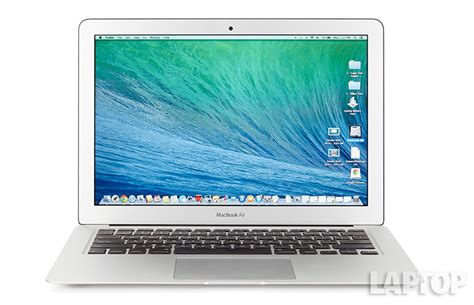 Laptop Macbook Air Md223 Apple Macbook Air 13 Inch 2014 Review Laptop Mag