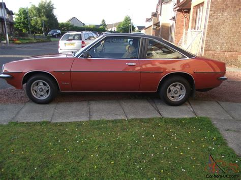 opel manta 1980 1980 opel manta sr berlinetta 2 0 not ford