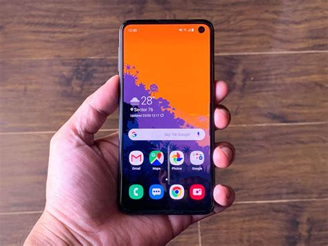 samsung galaxy s10e price in india specifications features 27th jul 2019 at gadgets now
