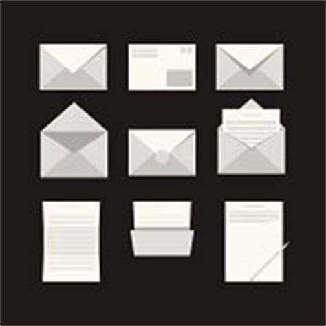 internal mail envelope stock photos and illustrations