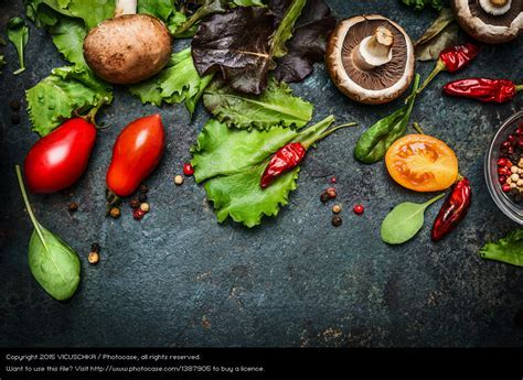 Summer Healthy Eating Life   a Royalty Free Stock Photo