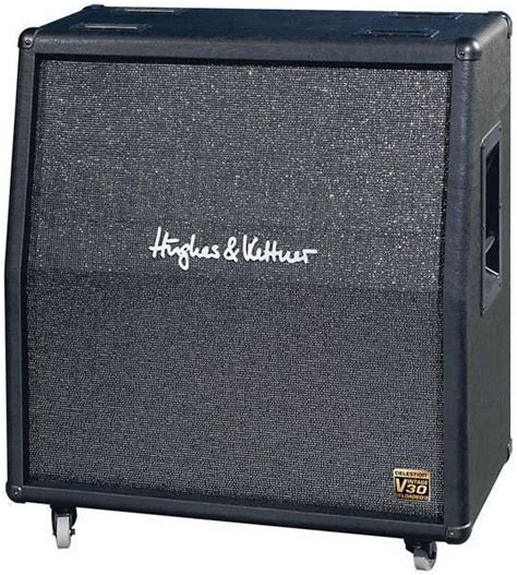 hughes kettner vintage30 loaded 4x12 angled guitar