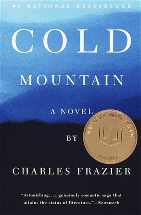 a cold cold books book review cold mountain by charles frazier literary