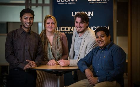 Uconn Mba Time by Homepage Uconn Mba Program