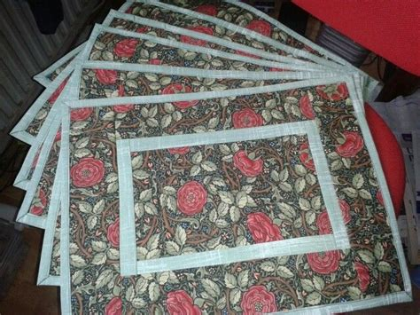 Quilt As You Go Placemats by 117 Best Images About Quilt As You Go Placemats On