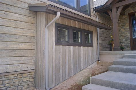 concrete house siding golf retreat home missoula montana everlog systems