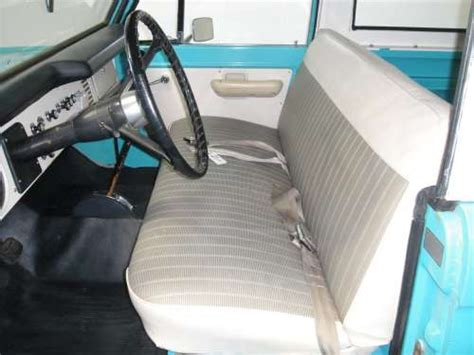 bronco bench seat 1978 ford bronco front bench seat