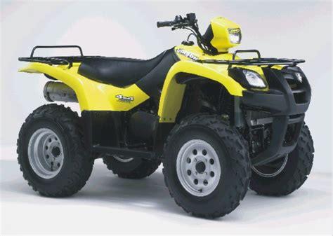 2002 Suzuki Vinson Atv Source Manufacturers Suzuki 2002 Vinson