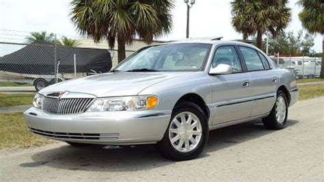 auto body repair training 2002 lincoln continental auto manual sell used 2002 lincoln continental 11 932 actual miles moonroof cd 1 owner in pompano