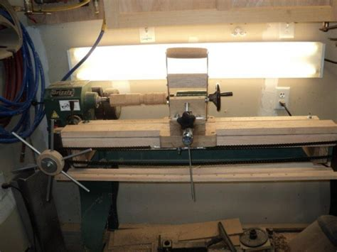 shop  lathe duplicator woodworking talk