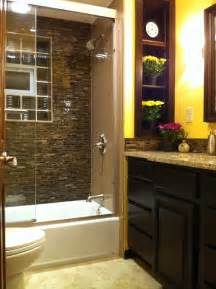 Remodeling Bathroom Ideas On A Budget Small Bath Big Redo Contemporary Bathroom St Louis