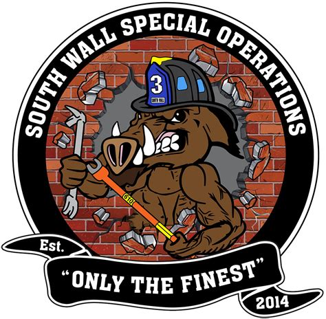 special ops patch new special operations patch south wall rescue