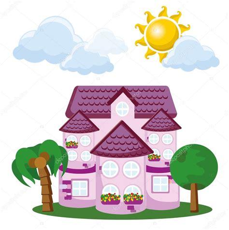 imagenes movibles sorprendentes y bonitas bonita casa vector de stock 169 virinaflora 53904203