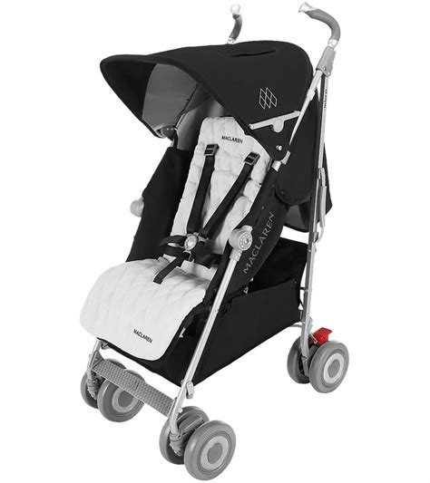 Stroller Maclaren Techno maclaren 2016 2017 techno xlr stroller black silver