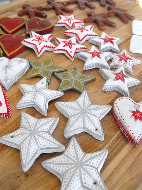ruby murrays musings salt dough christmas tree ornaments