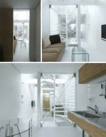 Tiny Homes Interior Designs by Modern Retrofit Tiny New Home In Ten Foot Tokyo Alley