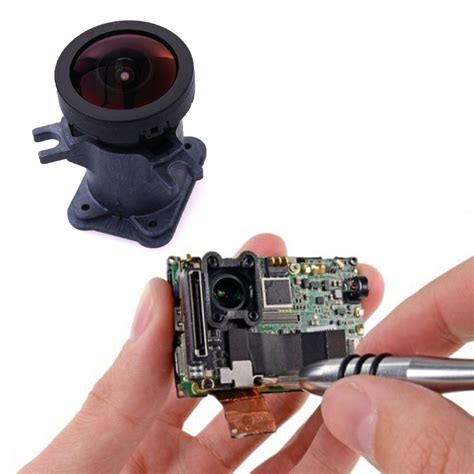 Aksesoris Gopro 4 Silver Original Lens Replacement With Lens Dock For Gopro Black Jakartanotebook