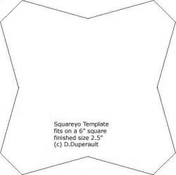 yoyo template square yoyo quilt template sew what s new