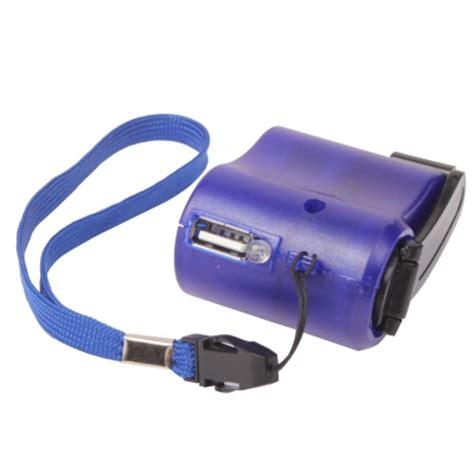 Charger Smarphone Tenaga Kinektik charger smartphone tenaga kinektik blue