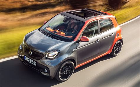 Interior Wall by Smart Forfour Mk2 Review 2015 On