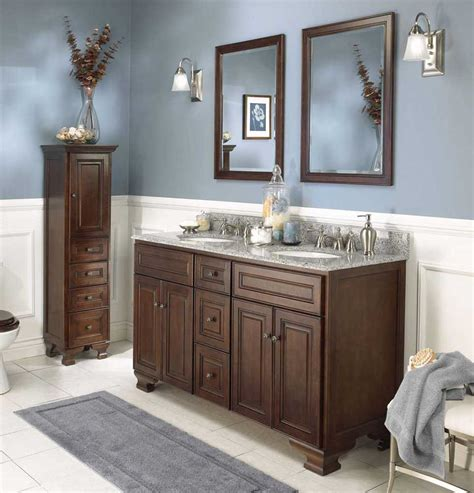Bathroom With Vanity by Bathroom Furniture Knowledgebase