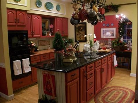 red painted kitchen cabinets red painted cabinets kitchen design pinterest