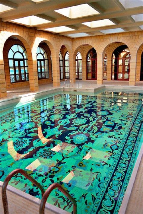 Indoor Home Decor by 15 Beautiful Luxury Indoor Pool Houses Home Decor Ways