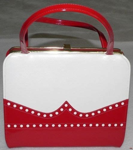 whats the name of the 80 000 purse porsha williams had on atlanta house wives 1950s 1960s air step red white patent leather kelly bag