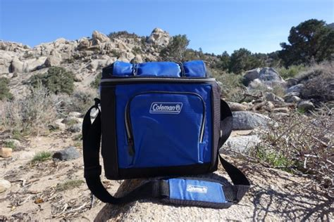 coleman go 16 can soft cooler coleman 16 can outdoorgearlab