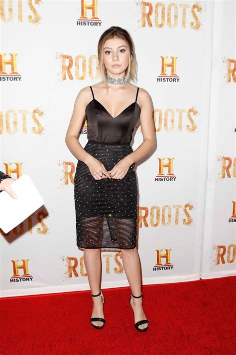 g hannelius imgur 2015 recent g hannelius at the roots tv series premiere in new york