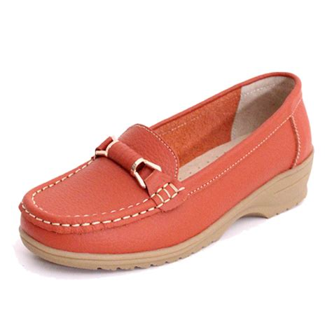 Flat Shoes Anti Licinalas Karet 1 flat shoes autumn toe shoes soft sole shoes anti slip flats alex nld
