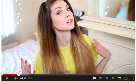 zoella hairstyles youtube zoella hair tutorial http www youtube com watch v