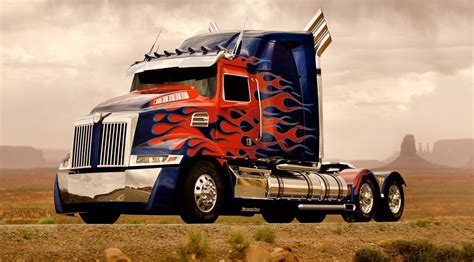 film semi usa western star and freightliner trucks star in latest