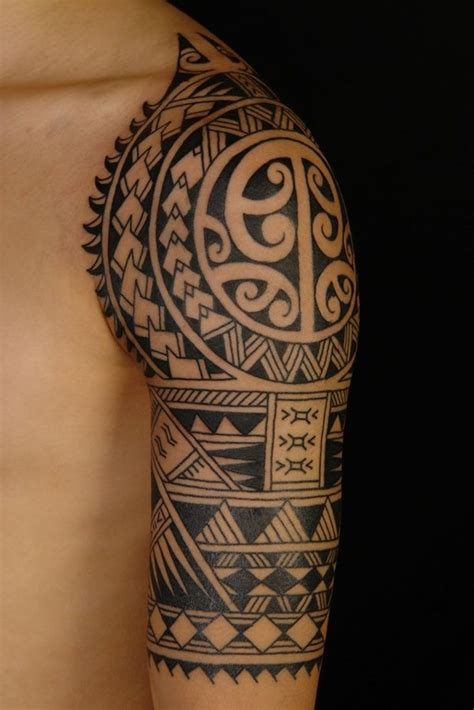 traditional tahitian tattoo designs 100 traditional polynesian designs to inspire you