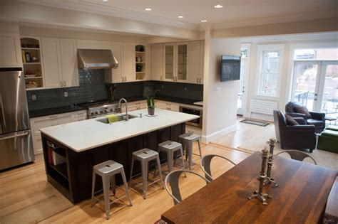 open floor kitchen designs open floor plan with kitchen and area traditional kitchen other by