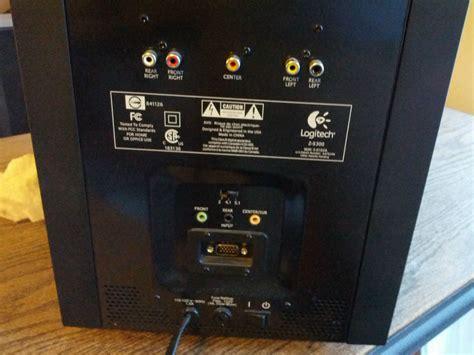 Sale Speaker Power Up Pu S608 5 1 fs for sale logitech z 5300 5 1 thx certified surround sound speakers 100 nasioc