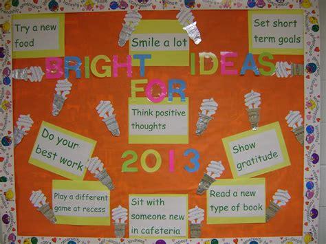 new year ideas school bulletin board ideas for new year photograph elementary co