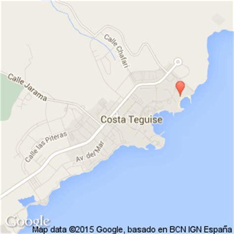 hd resort map hd resort costa teguise lanzarote canary islands