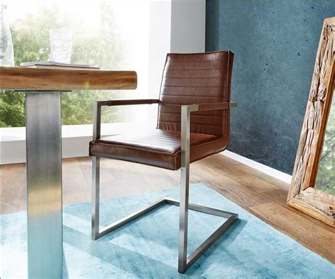 Esszimmerstühle Armlehne by Esszimmerst 252 Hle Leder F 252 Sie Einen Hauch Eleganz
