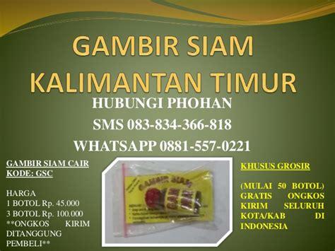 r gambir siam kalimantan timur whatsapp 0881 557 0221 obat