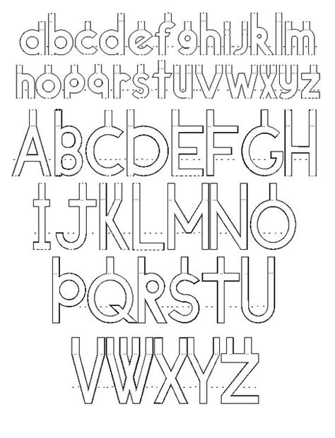 pop up letters template pop up pop and letters on